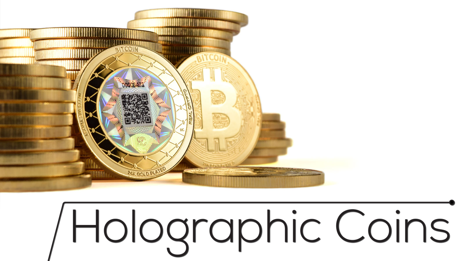 Holographic Coins